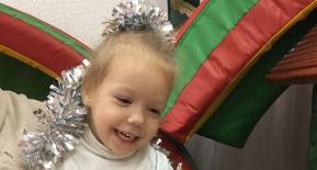 Аня Дронік, 4 роки