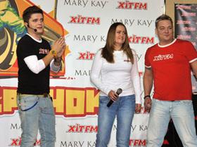Прямой эфир утреннего шоу «Happy ранок на XIT FM» во Львове