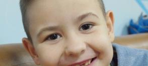 Калюжний Діма, 7 років