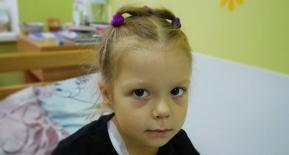Лапшина Софія, 5 років