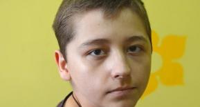 Лук'янчук Ярослав, 13 років