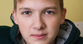Чижик Богдан, 16 років