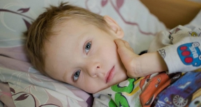 Назаренко Іван, 3 роки