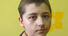 Лук'янчук Ярослав, 14 років