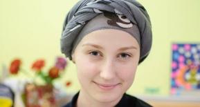Бага Олена, 14 років