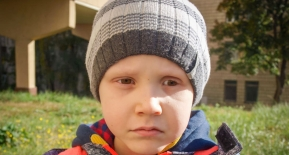 Ляшенко Денис, 5 років