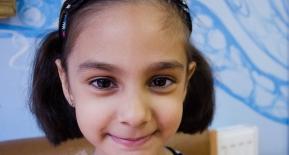 Давиденко Христина, 6 років