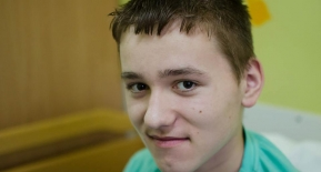 Дяденчук Дмитро, 14 років