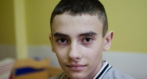 Сімко Андрій,  13 років