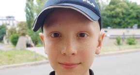 Зуєнко Микита, 11 років