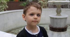 Заблоцький Ілля, 5 років