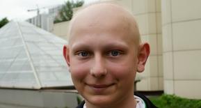 Гуссак Ростислав, 16 років
