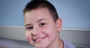 Калюжний Дмитро, 9 років