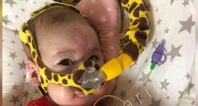 Марія Сахно, 5 місяців