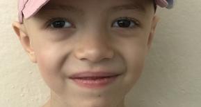 Примак Ярослава, 5 років
