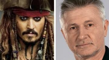 Джонні Депп більше не гратиме Джека Горобця