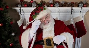 Забіг Санта Клаусів у Німеччині