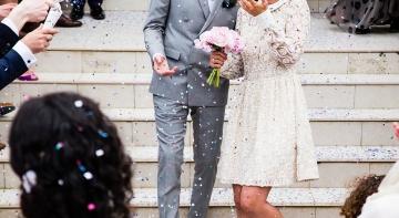Пара розлучилася через 2 хвилини після весілля