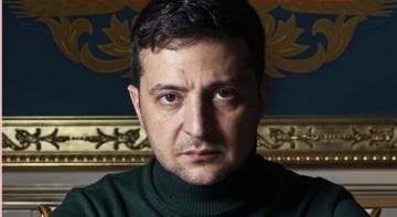 Зеленський на обкладинці журналу TIME