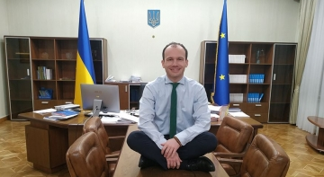 Міністр юстиції звітував про свою роботу