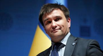 Ексміністр закордонних справ Клімкін збрехав