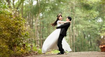 Серіал за мотивами весілля у Китаї