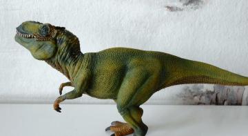 Вчені змоделювали ходу тиранозавра
