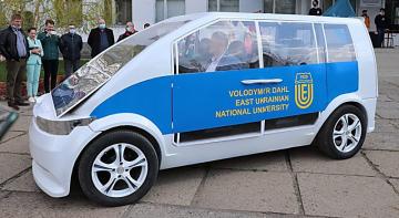 Український електромобіль