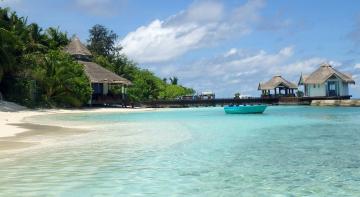 До 2100 року можуть зникнути Мальдіви