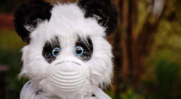 У Японії зробили маску з булки