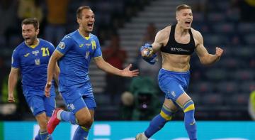 Тріумфальна перемога збірної України на Євро-2020