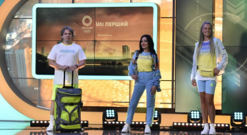 Збірна України представила нову олімпійську форму