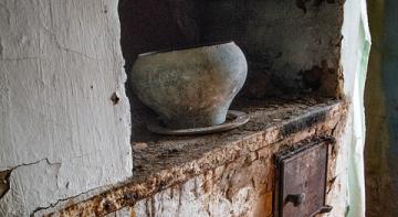На Херсонщині знайшли стару піч